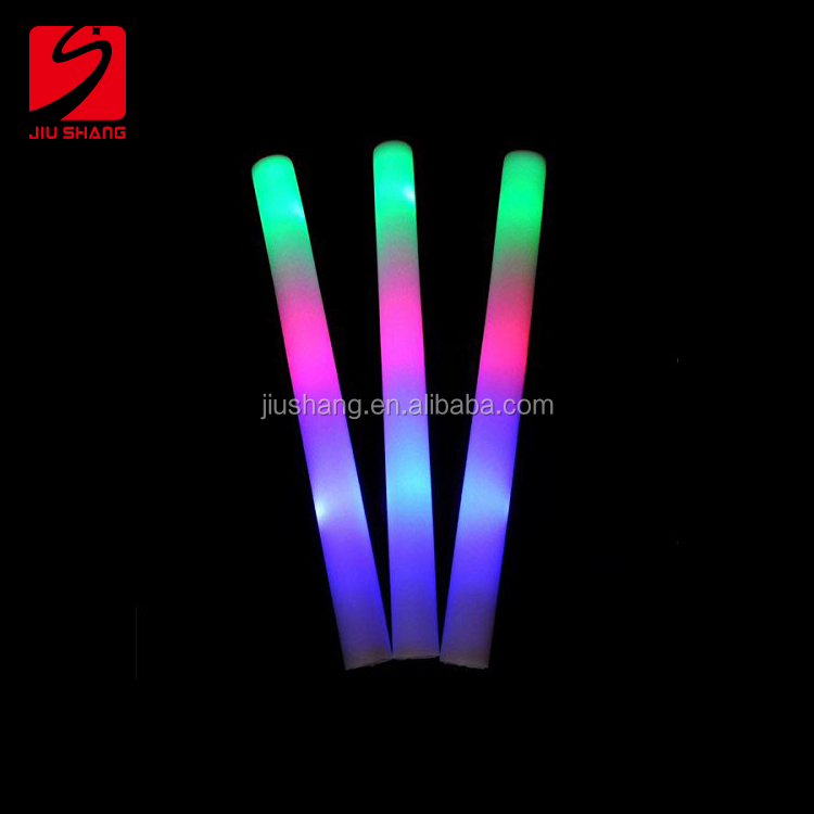 Billig Hand klatschen personalisierte Thundersticks Thunder Sticks Led Schaum Glow Stick