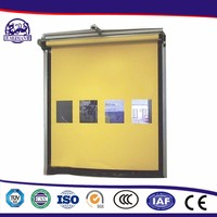 Custom Cheap Promotional Fast Repair Pvc Rapid Roll Up Door
