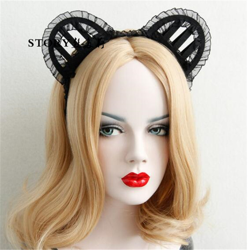 Faithful Women Hairband Fabric Bow Knot Hair Hoop Rabbit Ears Headband For Headwear 1 Pcs Women Hair Accessories Comfortable And Easy To Wear Apparel Accessories
