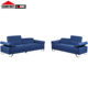 Comfortable ajustable modern living room couch and love seat set