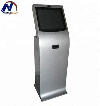 Customizable Touch Screen Kiosk with camera