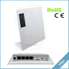 YF-P10 TR-069 3g 4g indoor WiFi router lte cpe indoor with sim card