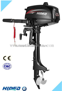 Cheap 2 Stroke 25hp Marine Outboard Engine Made By Chinese