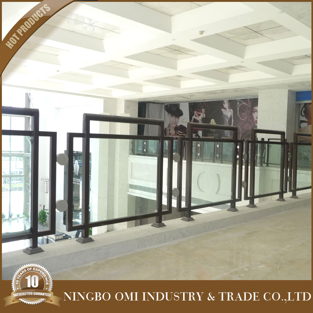 China Suppliers New Products Terrace Railing Designs Iron