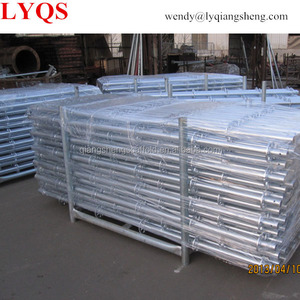 Concrete Slab Roof Formwork Scaffolding All Round System