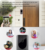GOING tech 2018 new wireless doorbell camera wifi with free battery
