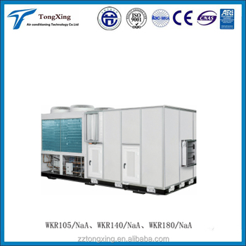 Rooftop Vicot Packaged Combined Type Air Conditioning Unit