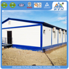 Modular living 20ft pre-made container house