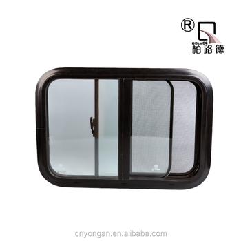 Rv Windows For Sale >> Double Glazed Aluminum Frame Side Sliding Motorhome Rv Window For