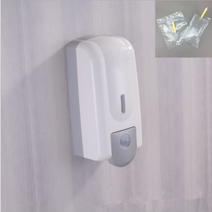ABS Plastic Hand-free disposable bags Soap Dispenser Automatic Sensor Soap Dispenser