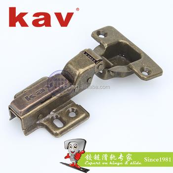 Furniture Fittings Door Concealed Copper Brass Hinge Antique Hinges Cabinet  Doors Hinges (S235H08)