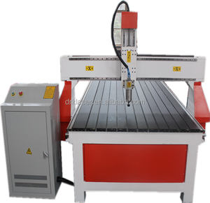 High-equipped 1325 CNC wood working router/Vacuums table+Dust collector+HSD spindle