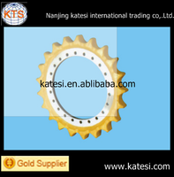 New hot sell bulldozer sprocket/segment/rim for Komat su D58 dozer undercarriage machinery part