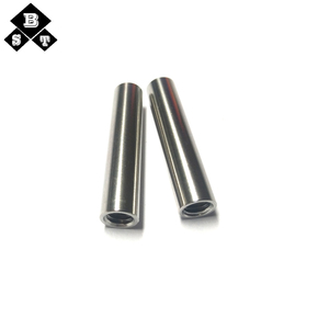 Customized CNC Machined Tube Sleeves Stainless Steel Shaft Threaded Sleeve
