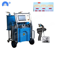 5 years warranty Electric driven polyurethane foam and polyurea spray machine
