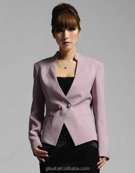 High Quality Winter Coat Office Uniform Women Coat 70 Wool Slim Fit