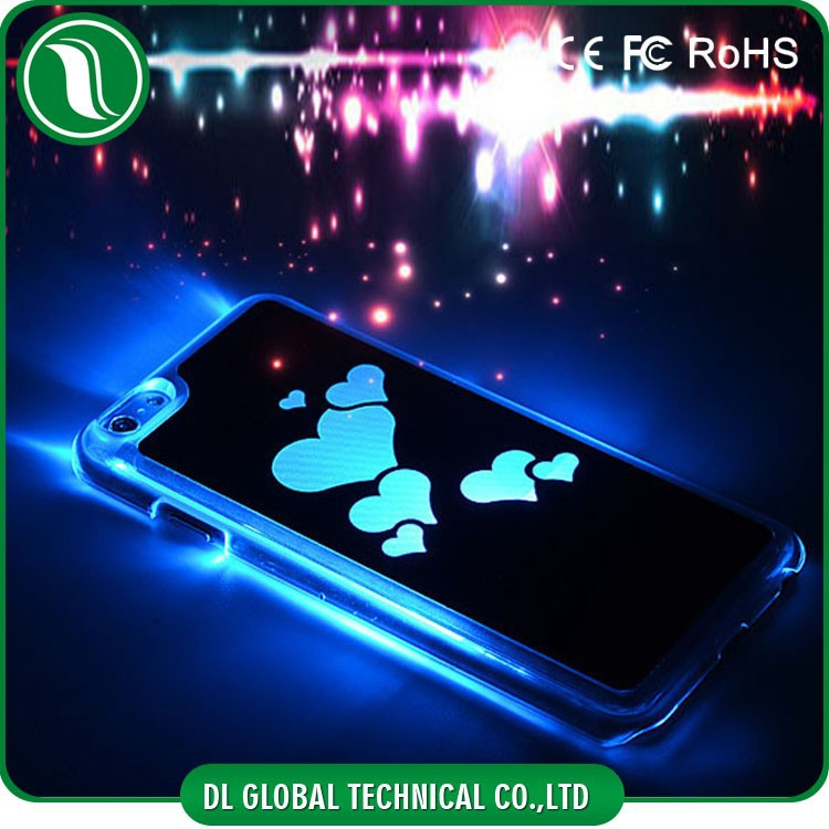 best sneakers 88b2f 1f0f0 Call Incoming Flash Led Mobile Phone Cover For Iphone 6 Case With Battery  Chip And Insiviable Swift - Buy Mobile Phone Cover For Iphone 6 Case,Flash  ...