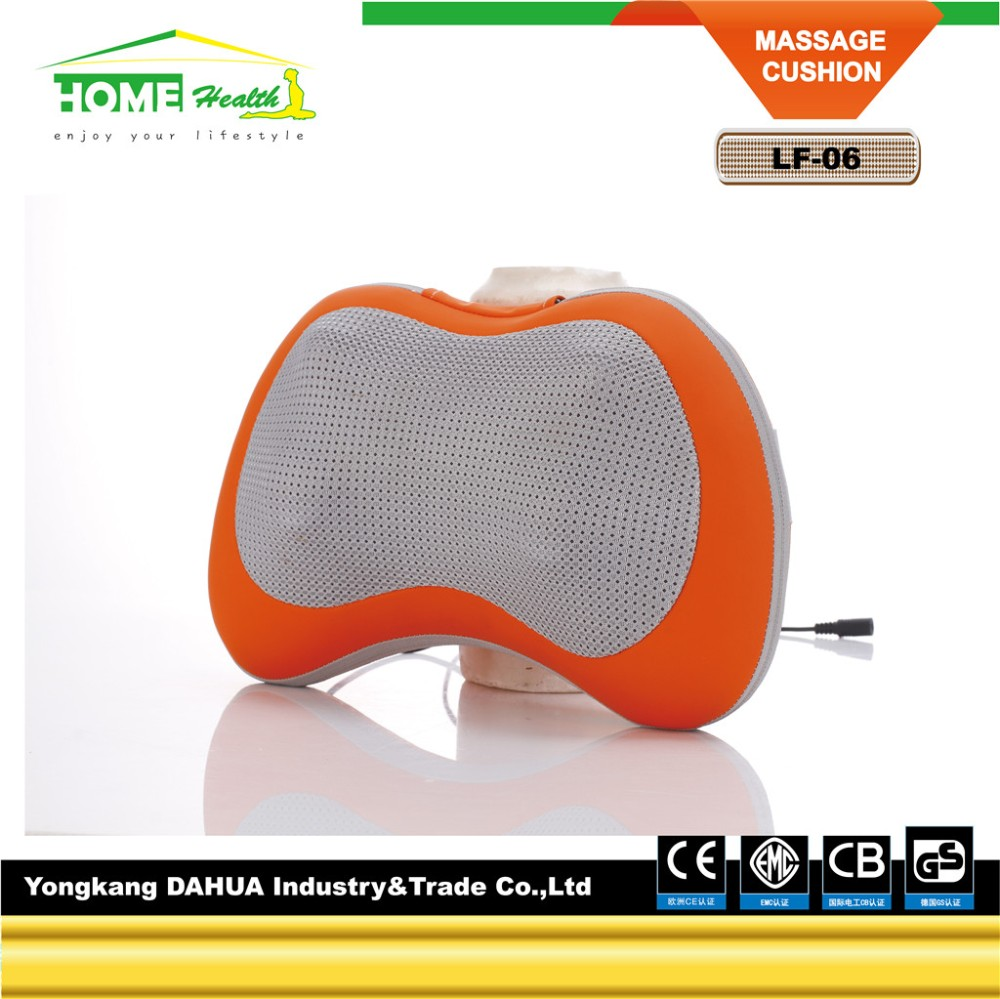 Neck And Shoulder Massage Pillow, Massage Cushion With Roller