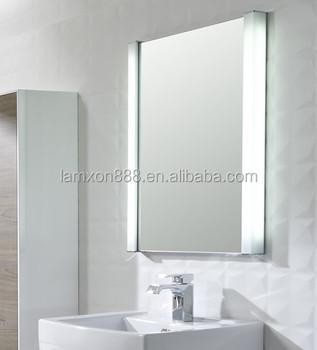 Specchi Moderni Senza Cornice.Specchio Del Bagno Moderno Europeo Toletta A Parete Senza Cornice