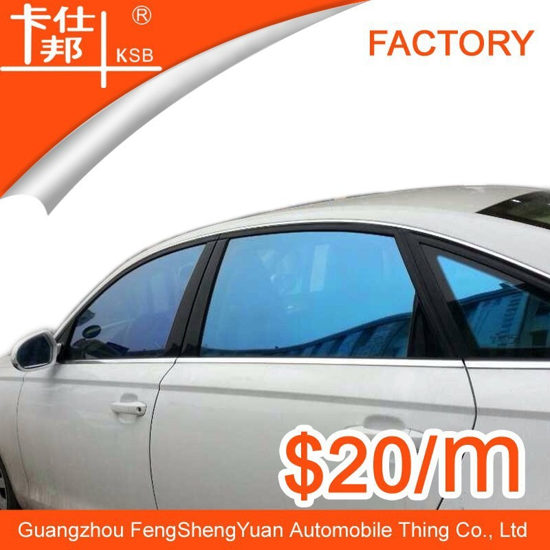 Extremely good value color change car solar film for window tinting
