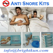 Factory Price Customer Teeth Mouldable Anti Snoring Mouthpiece, Snoring Mouth Guard, Snoring Device