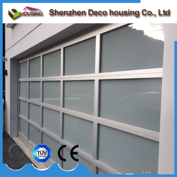 Free sample commercial aluminum glass door frame china folding garage doors cheap prices specialty modern