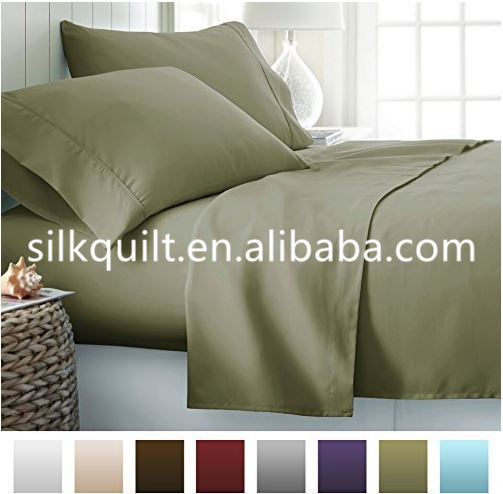 100% Pure Bamboo Modern Bed Sheet Sets/bamboo Fiber Fabric Wholesale Bed Linen,Beautiful Bedding Set