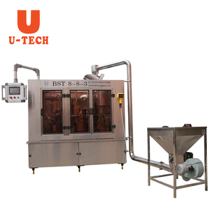 Automatic litchi juice filling machine/beverage bottling machine
