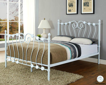 Bedroom Furniture Latest Bed Design New Style Steel