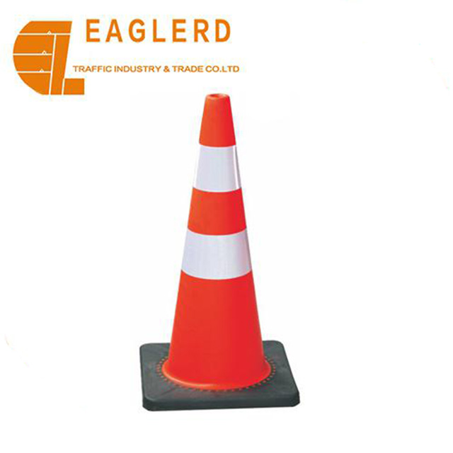 high quantity plastic slovakian traffic cone for traffic safety