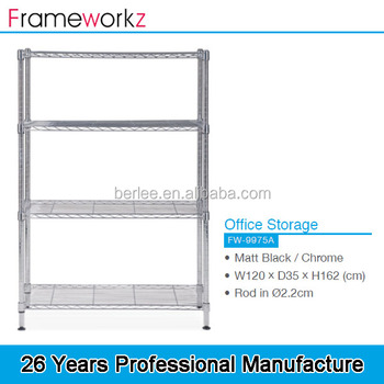 Wire Mesh Bookcase | Diy Office Storage Racks Wire Mesh Display Racks Free Standing Wire