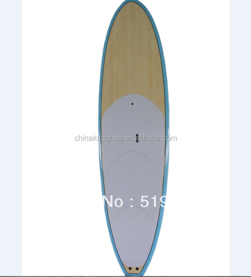 Cheap fiberglass sup stand up paddle board/EPS form board