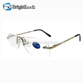 caba64b026bc +2.5 power branded designer eye glasses frame for man cheap design optics  reading glasses