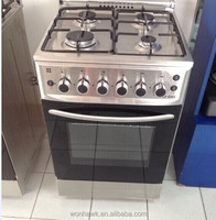 60*60 Freestanding Gas Stove With Oven CE/CB/SAA Approval