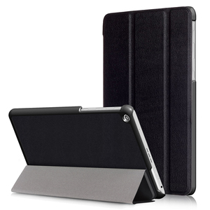 Super Slim Tablet Folio Stand PU Leather Cover Case for LG G Pad 3 10.1 X760