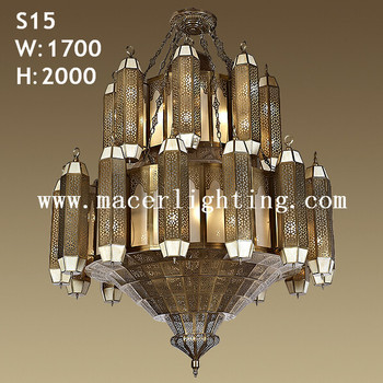 Handmade antique copper big chandeliers light buy moroccan handmade antique copper big chandeliers light aloadofball Image collections