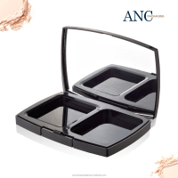 ANC wholesale custom acrylic unique fashion powder compact magnetic display stand