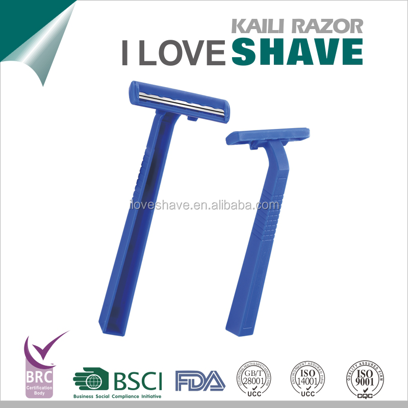 Quality and portable shaving stick branded with business name