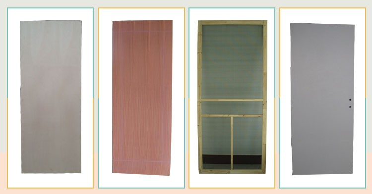 China Exporter Supplier Wooden Flush Door Price Buy