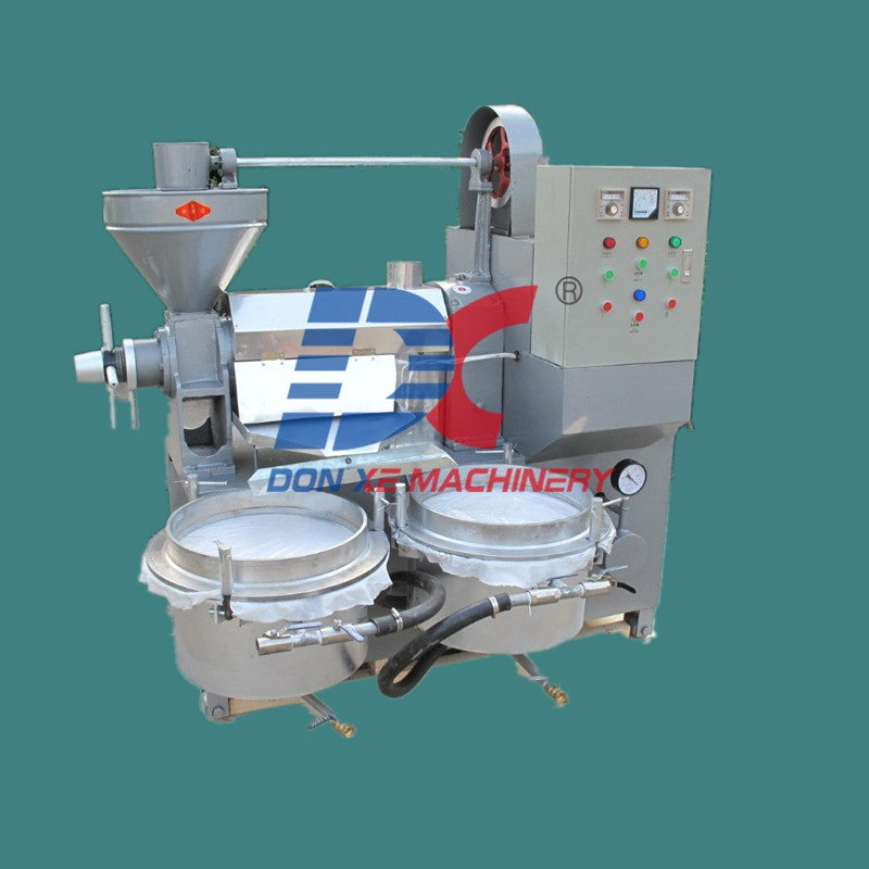Hot sale 6YL-100 coconut mustard oil expeller machine