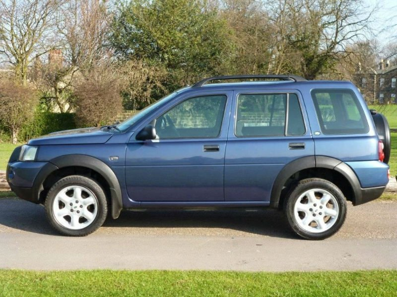 LAND ROVER Freelander 1.8 XEi Station Wagon