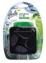GLADE SENSATIONS CAR MORNING FRESHNESS 8G