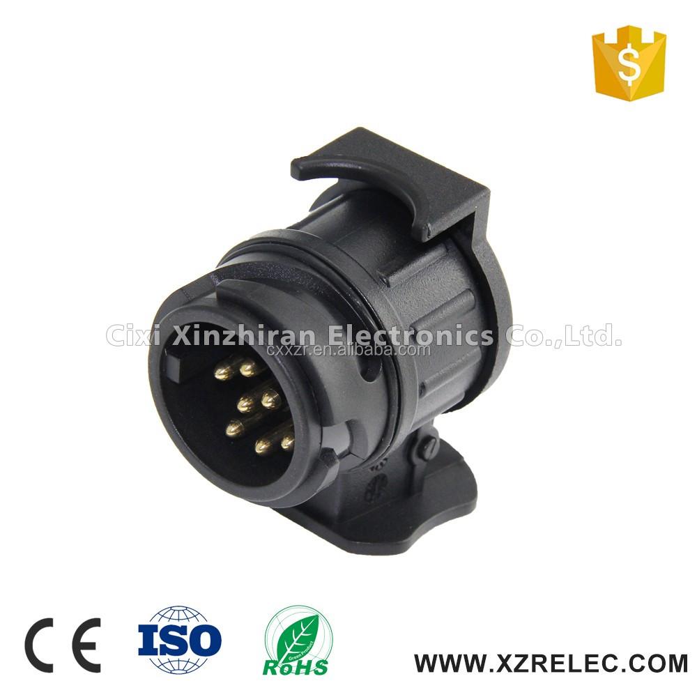 12v 7 Pin + 13 Pin Plug & Socket Trailer Cable Wiring Tester (3 ...