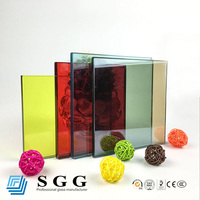 High quality 331 332 441 442 551 552 661 662 663 laminated glass sheet