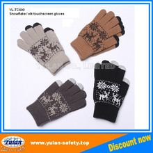 Knitted Touch Screen Gloves for smartphone