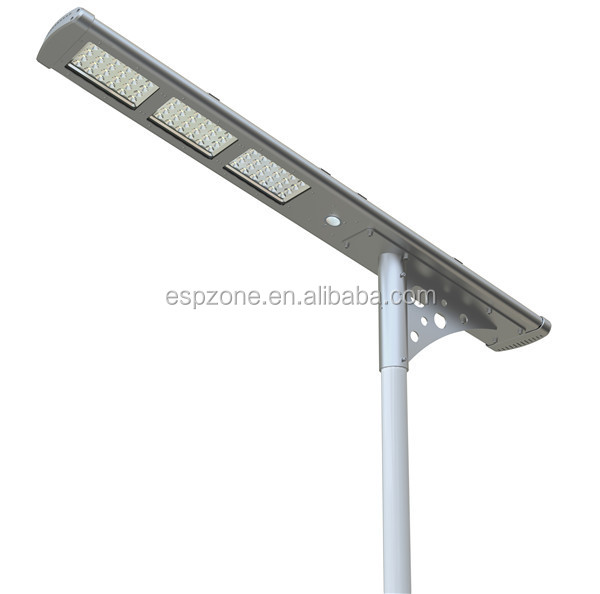 High Quality Aluminum Outdoor 30W Solar Street led light Houseing