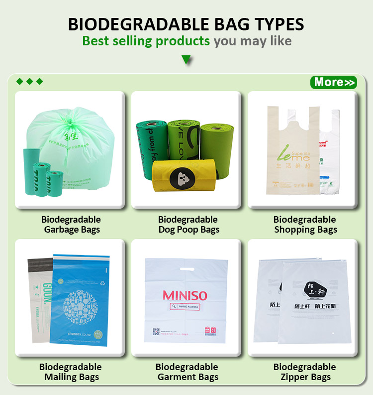 Cornstarch Plastic Express Compostable Eco Friendly Postage Courier Bag Biodegradable Mailing Bags