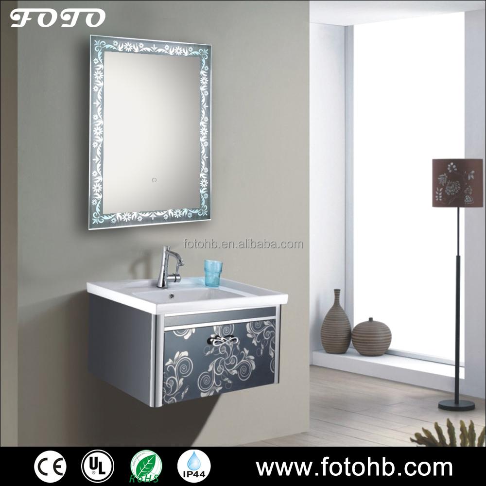 Led India Bathroom Mirror Backlight With Bluetooth - Buy Led Mirror ...