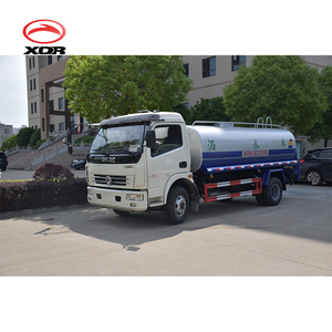 Brand new right hand drive dongfeng water tank truck