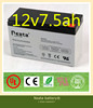 Neata sealed lead acid storage battery for Electric Bicycle 12v7.5ah